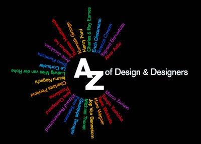 A-Z Of Design & Designers