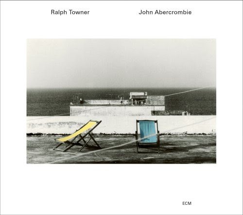 Ralph Towner  - Five Years Later cover