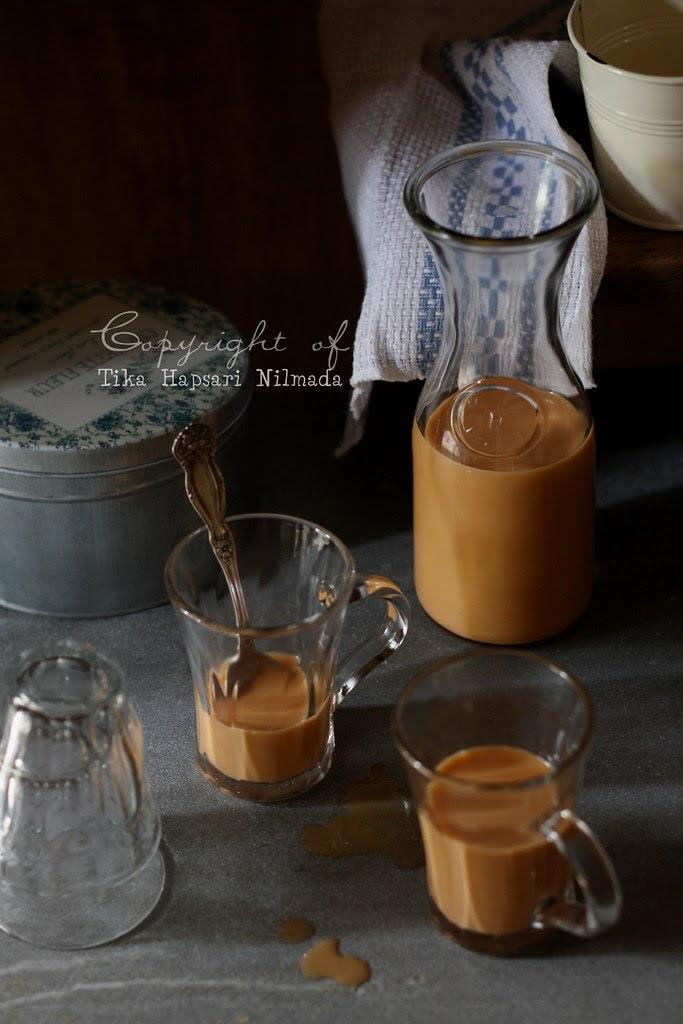(Homemade) - Thai tea