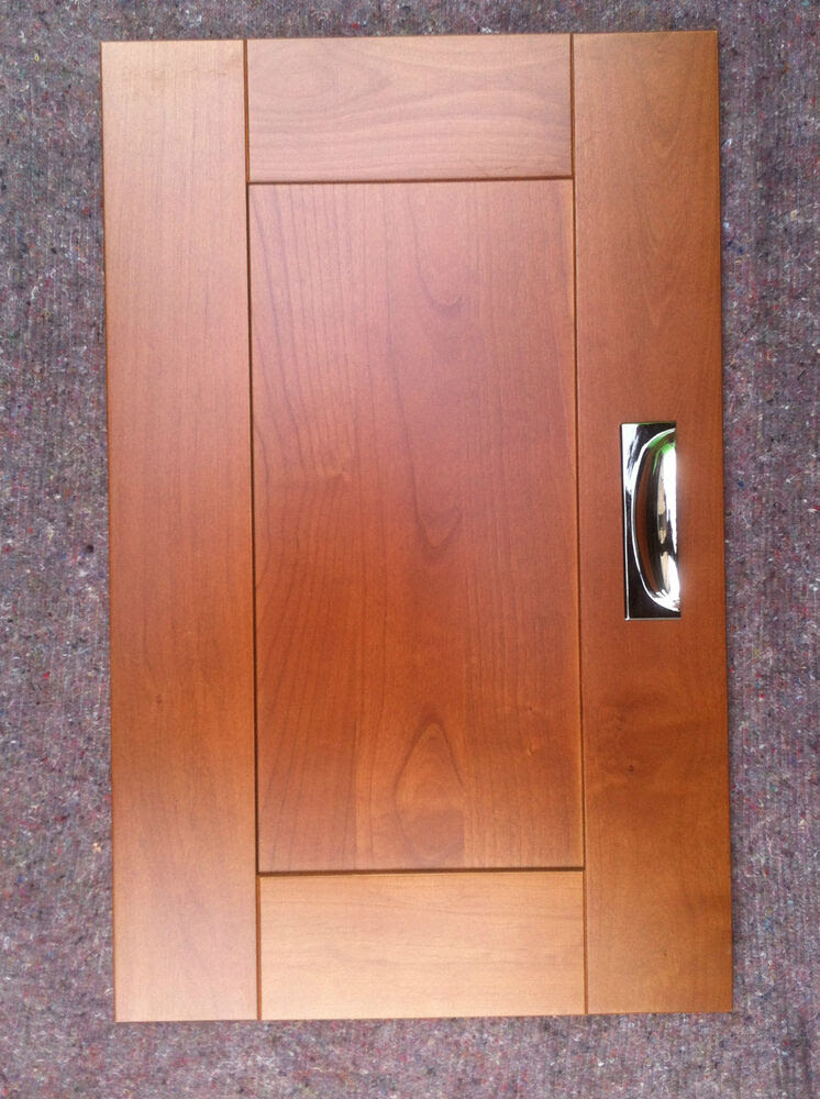 Tuscany Solid Cherry Frame Panel Kitchen Unit Cabinet ...