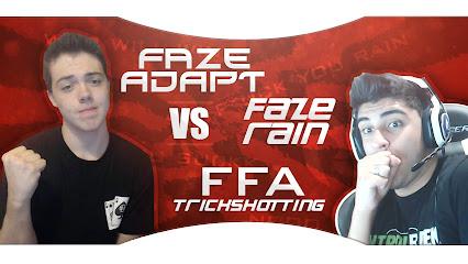 Faze Rain Face images