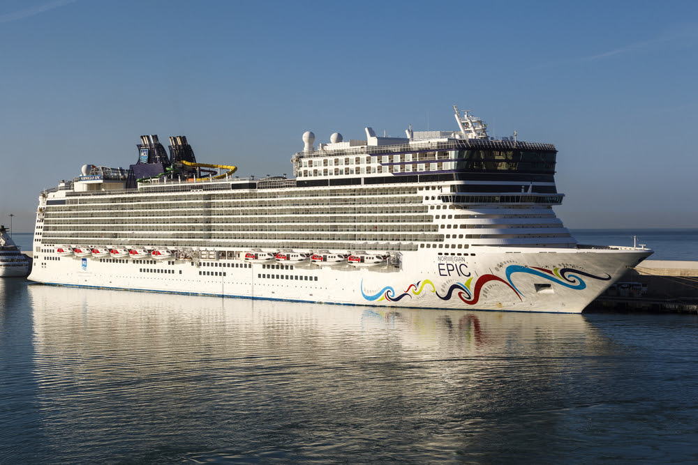 15 Most Expensive Cruise Ships In The World | #4. Norwegian Epic ($1.2 billion)