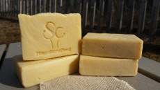 Monkey Farts Soap / Vegan soap/ Pthathlate free fragrance/ Banana soap/ fun kids soap $6.00