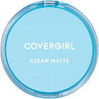 CoverGirl Clean Pressed Powder, Oil Control, Classic Ivory 510 - 0.35 oz compact