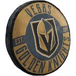 Vegas Golden Knights Cloud Travel Pillow