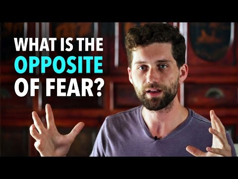 What is the Opposite of Fear? + The Evolution of Beauty + Talk & Music from COSM + JF Martel on Future Fossils