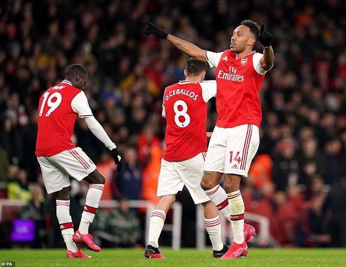 Arsenal's magnificent win