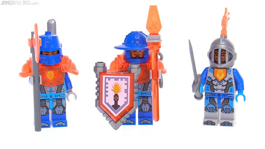 LEGO NEXO Knights Accessory Set review! 853676 - YouTube