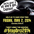 #StopOrci2014 hashtag lets Star Trek fans vent about Into Darkness' writer