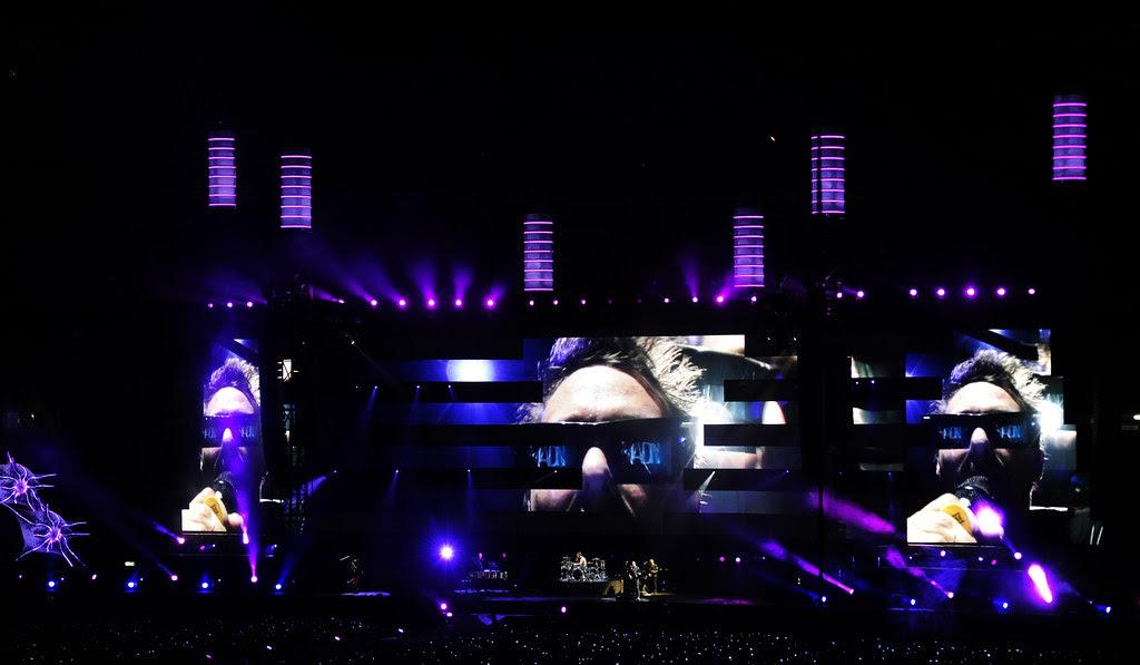 2013 Live Rome Olympic Stadium