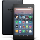 """Amazon Fire HD 8 - Wi-Fi - 16 GB - Black - with Special Offers - 8"""""""