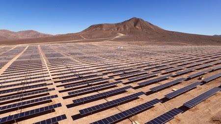 El 1% de la superficie del Sahara sería suficiente para generar toda la energía del mundo