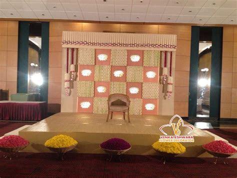Best Wedding Decorators in chennai   Venkateswara Flower