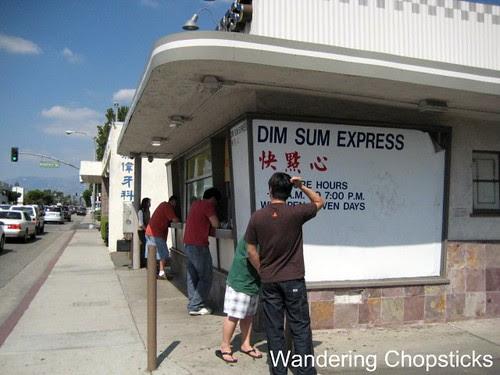 Dim Sum Express - Monterey Park 1
