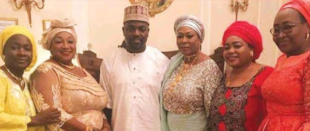 Late Nigerian Billionaire, Dehinde Fernandez's Widow Marries Younger Lover (Photos)