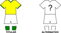 Uniforme Selección Santa María de Fe de Fútbol