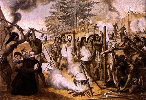 Meczennicy kanadyjscy 1649.jpg