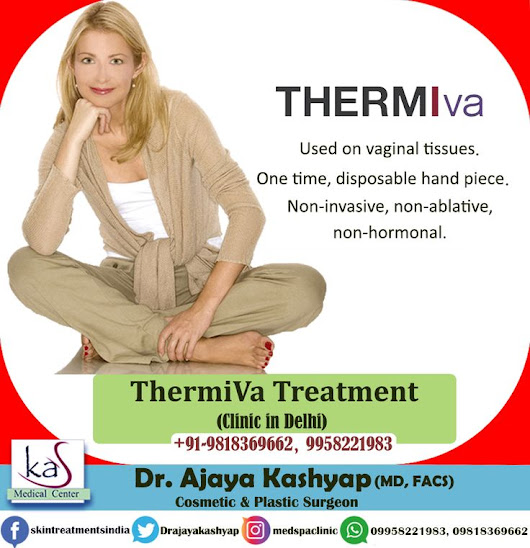 #ThermiVa® is a non-surgical vaginal tightening treatment for #women who want to reclaim what childbirth or aging may ha… | ThermiRF Treatment in Delhi | Pinte…