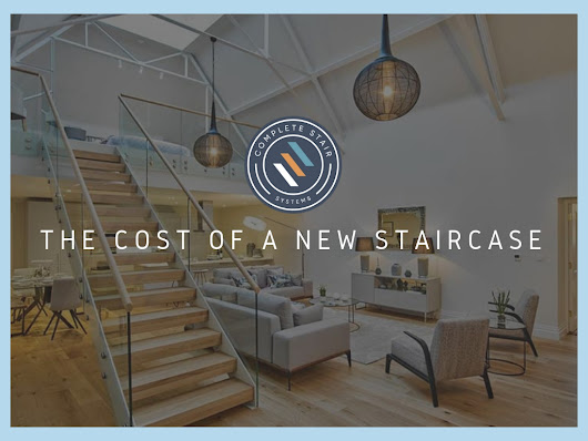 Cost of a New Staircase | Spiral Staircases and Staircases