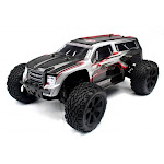 Redcat Racing BLACKOUT-XTE-SILVERSUV Blackout XTE Scale Electric Monster Truck - Silver