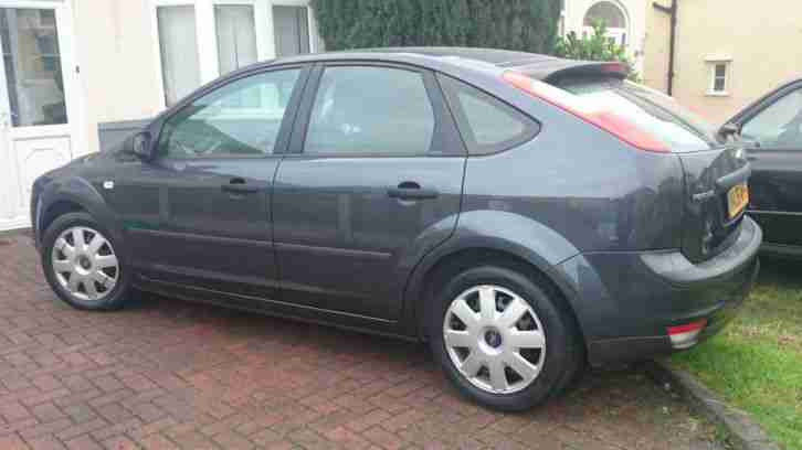 Ford 2006 FOCUS LX GREY 1 owner cat c. car for sale