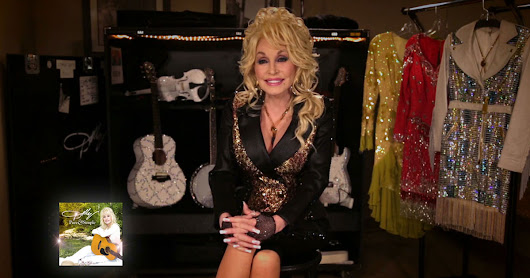 "Dolly Talks ""Pure & Simple"""