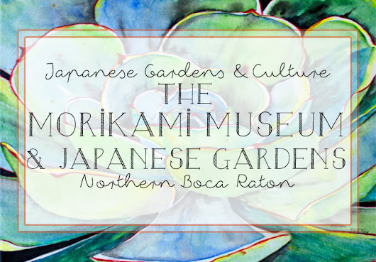 The Morikami Museum and Japanese Gardens in Northern Boca Raton
