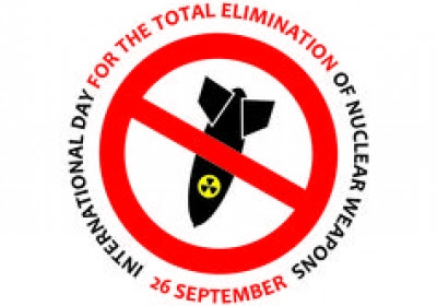 International Day for the Total Elimination of Nuclear Weapons 26 September