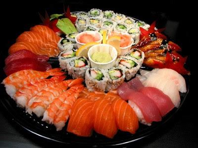 Resultado de imagen para recetas con pescado crudo