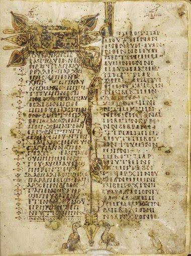 manuscrito copto apócrifo