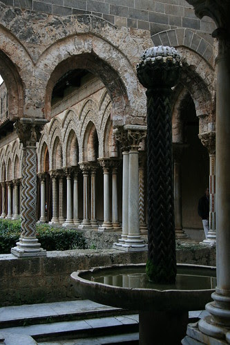 Another cloister view