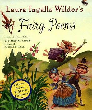 book cover of  Laura Ingalls Wilder's Fairy Poems  by Laura Ingalls Wilder
