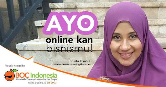 Web Hosting & Domain Name - BOC Indonesia