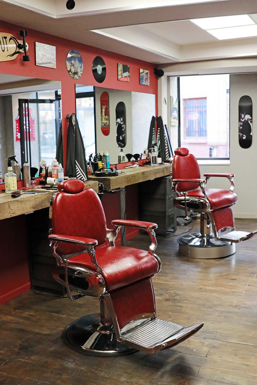 Cote Homme Cote Femme Salons De Coiffure Homme Barber Shop Femme Le Bruit Qui Court En Roannais