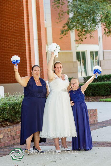 Osceola County Courthouse Kissimmee Wedding Photographers