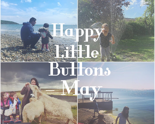 Happy Little Buttons - May 17 - All Things Spliced