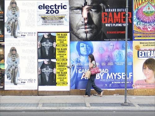 Billboards, NYC