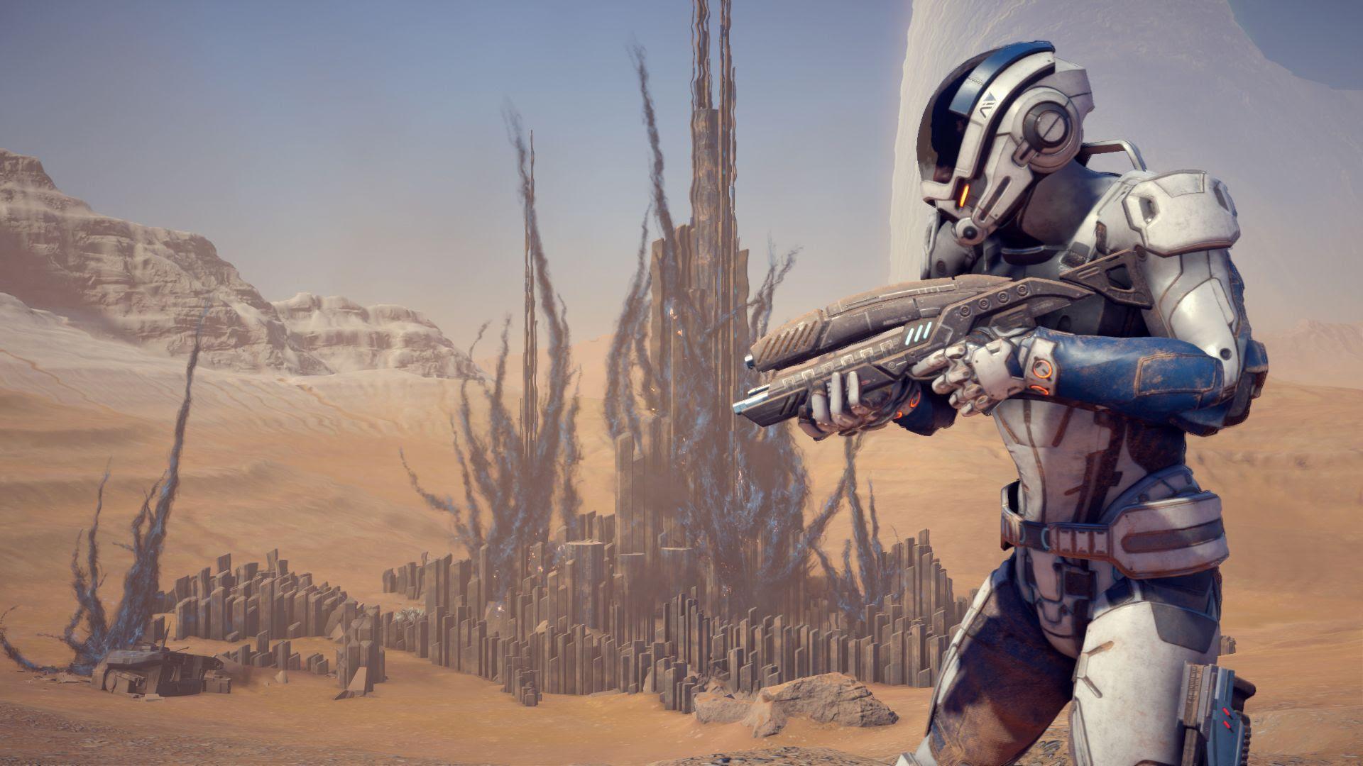 Mass Effect: Andromeda now has a 10 hour trial screenshot