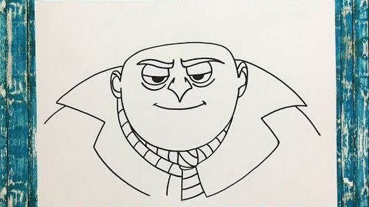 Lucila jacob google como dibujar a gru mi villano favorito how to draw gru despicable me altavistaventures Images