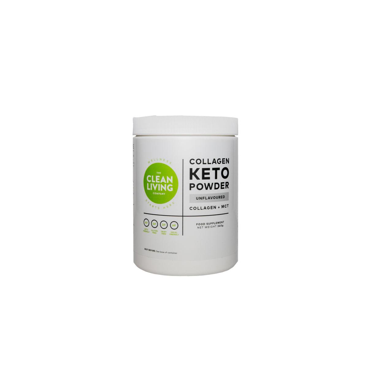Keto Collagen Powder - ingfit UAE