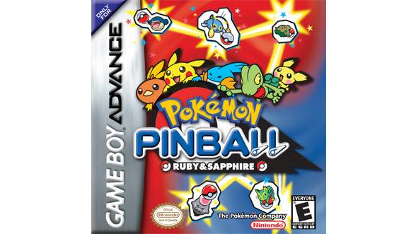 Pokémon Pinball: Ruby and Sapphire  Pokémon Video Games