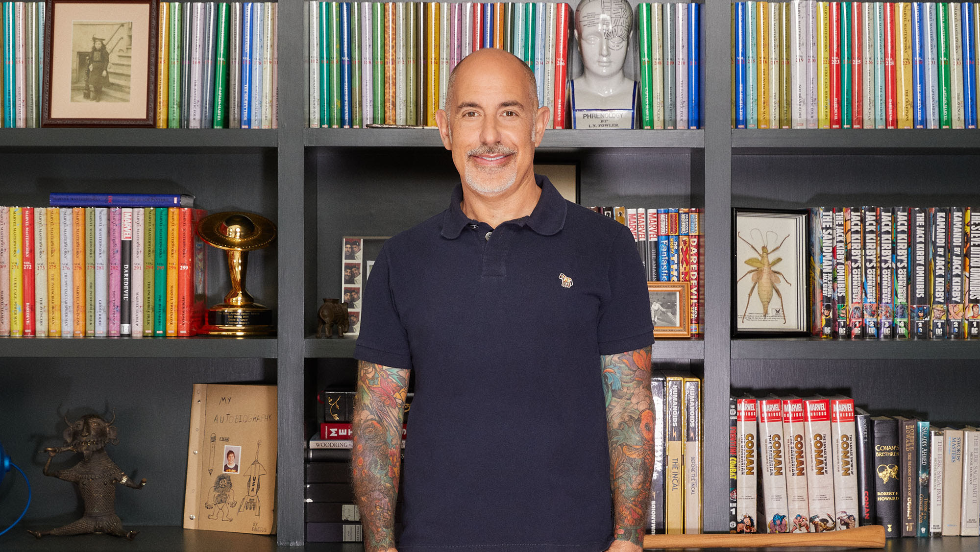 """David S. Goyer Interview: Inside His Hits, Fights and Upcoming """"Big-A** Swings"""""""