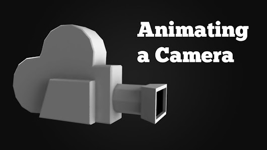 Tutorials – Animating a Camera in Maya