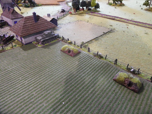 MG Bunkers