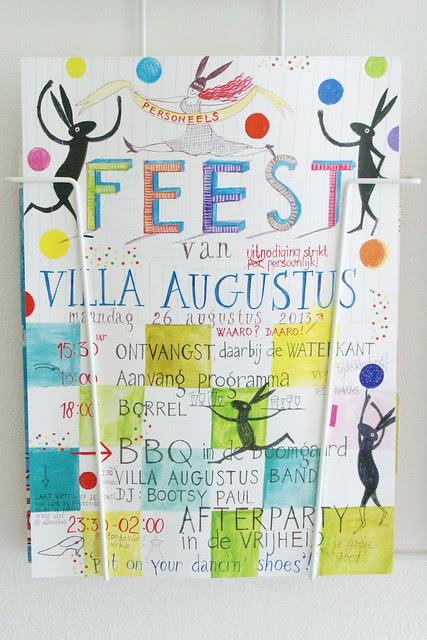 augustus party