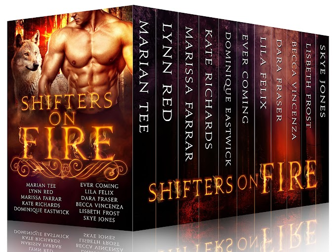 Shifters on Fire: The Alpha's Courtship by Marian Tee