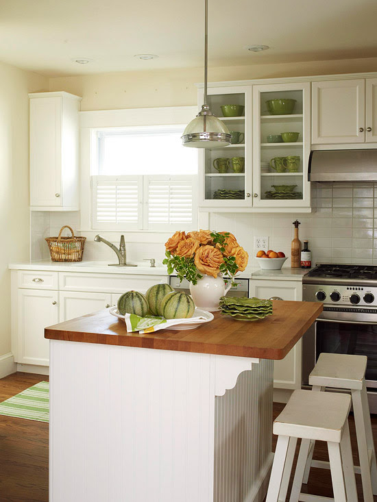 Kitchen Island Designs We Love - Better Homes and Gardens - BHG.com