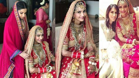 Sonam Kapoor looks etheral in 25 crore wedding dress