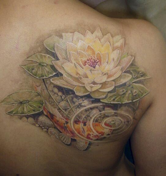 Water Lily Tattoos Designs Tattoos Designs Ideas
