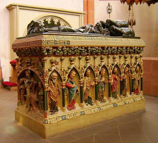 Saint Wendelin, ermite en Allemagne (7ème s.)